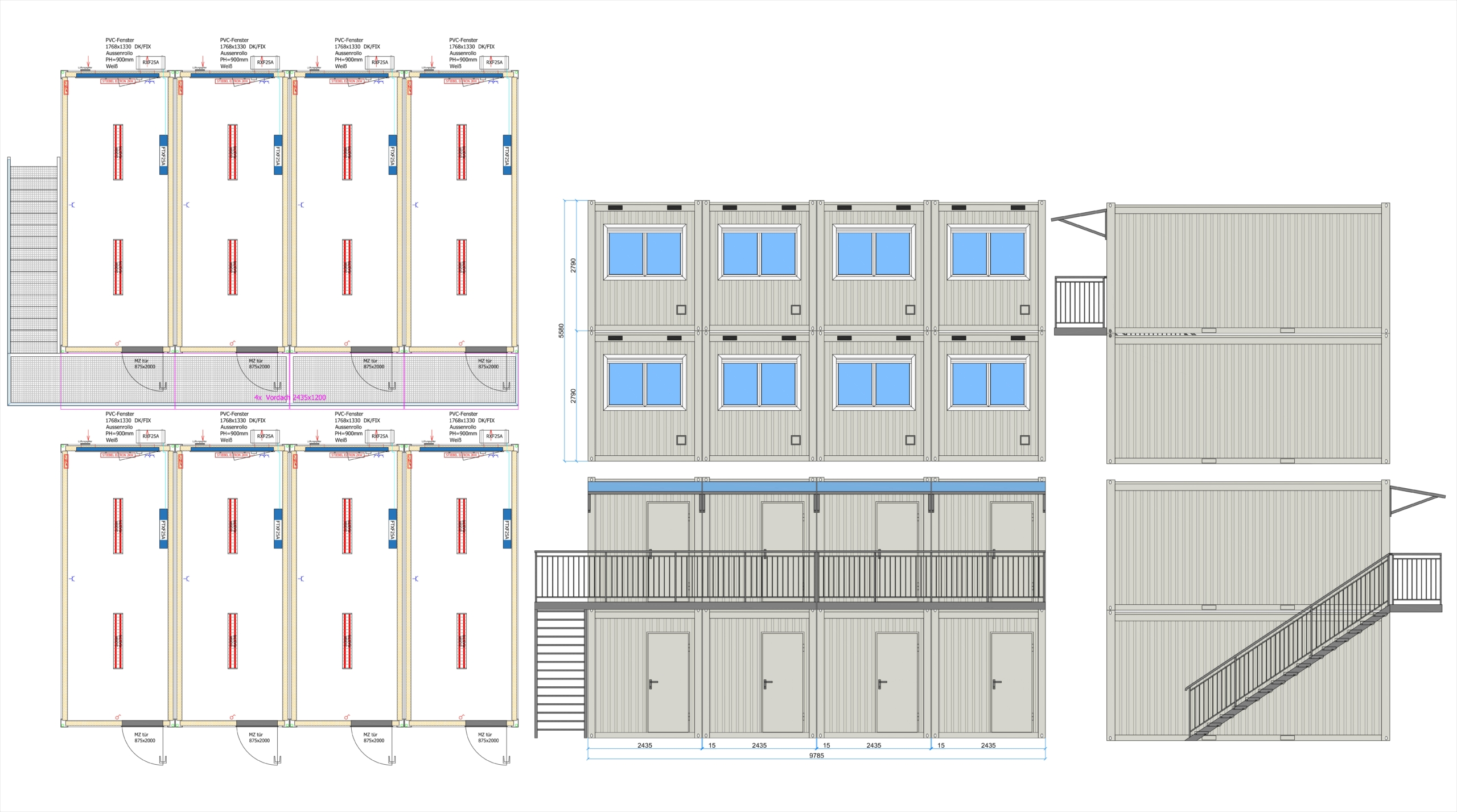 Container Plan
